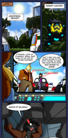 The Cat's 9 Lives! 3 Catnap and Outfoxed Pg18 by TheCiemgeCorner