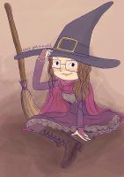 every girl is a witch by katessence