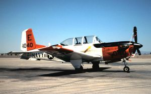 Whiting Field T-34C by F16CrewChief