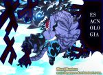 Acnologia Fairy Tail capitulo 399 by Maxibostero