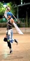 Aqua: Keyblade Dancer by Xxfruit-cakexX