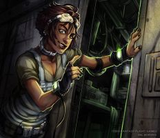 Eureka! - Android: Netrunner by Del-Borovic