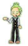 Cilan! by Power-Pie