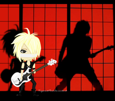 Sorrow made you - Reita by TrapnestPink