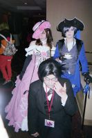 A2F Spring 2015 Black Butler II by KittyChanBB
