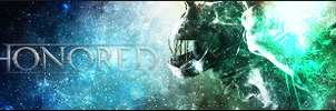 Dishonored Banner by BloodyViruz