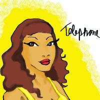 Beyonce from Telephone by GiftedHands