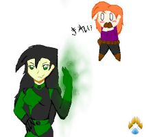 KP -- Shego be just as Cool by HitoshiHalfbreed
