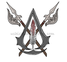 AC Tattoo Design by Ushishi