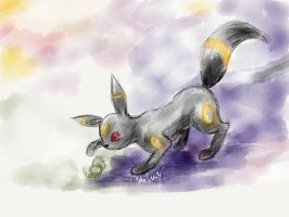 Umbreon by LuminousSky