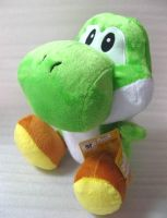 Yoshi Plushie by RingosCollection