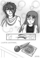 LOVE LETTER 09 by GazerockShangri