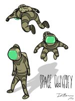 SPACE OddYSSEY designs. by danomano65