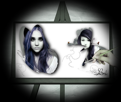 Beauty for the Untold.. by CNLGraphics