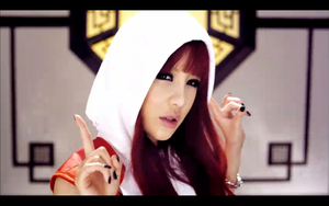 Cute Park Bom Clap Your Hands by heartykeykeke