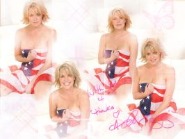 Amanda Tapping wall 2 by Amanda-Sandford