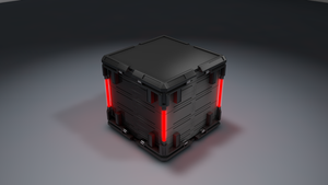 Spatial Power Supply (For future game) by Sacrigmatik