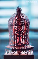 Elvish Lantern by BirdSophieBlack