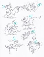 7 CHEAP Doodle Adopts by Rustyscout