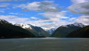 Sailing the fjords to Skjolden 23 by abelamario