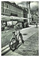 Innsbruck bike by Pajunen