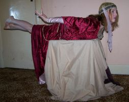 Maid Marion - Lying 3 by Gracies-Stock