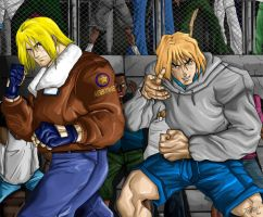 The Real Super Bogard Brothers by JonathanBN