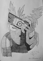 Kakashi 07 by Monstacookie