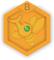 Metabee medal by OvanReed