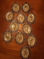 New Medallions by TheLovelyBoutique