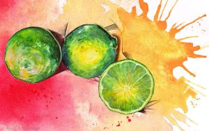 Limes by April-A