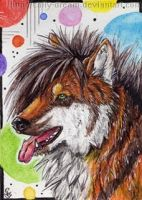 ACEO-Keraie by Cally-Dream