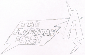 The Awesome Force by Neiavixon249