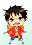 Luffy by TaiyoHisakawa