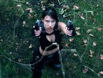 LaraCroft - broken object-glass by TanyaCroft
