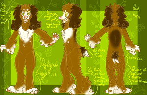 Snickerdoodle Fursuit Plans by inner-science