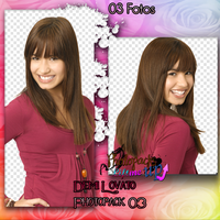 Photopack 03 PNG Demi Lovato by PhotopacksLiftMeUp
