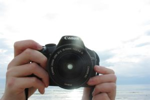The Canon 500D by CAmpoo691