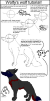 Wolf Tutorial by Wolfy-Artist
