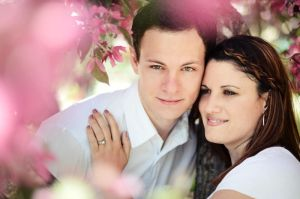 Pauline and Brad Engagement Photos 1 by ti-DESIGN
