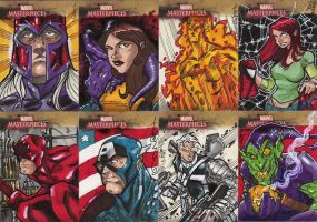 Marvel Masterpieces II 02 by Hodges-Art