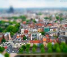 Miniature - 3 by BenHeine