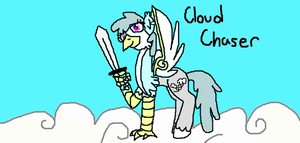 Cloud Chaser by cutecatz