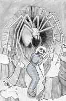 Spider Cave by Cufmotis