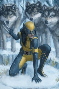 All-new Wolverine by mr-sinister2048