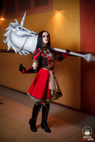 Alice Madness Returns COSPLAY FAP: 2016 [5] by AliceYuric