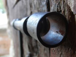 Old Bolt Close up by akenator