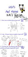 :: Art Meme Kai's Version :: by Kaizeru
