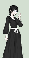 I Can't Do Shinigami Uniforms. by Caitie-chan