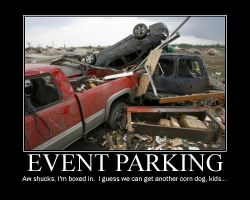 Event Parking by blasticore